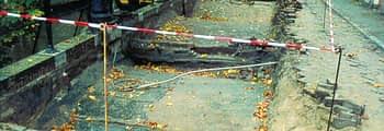 1992: <br/> Herstel van de werfkelders in Utrecht