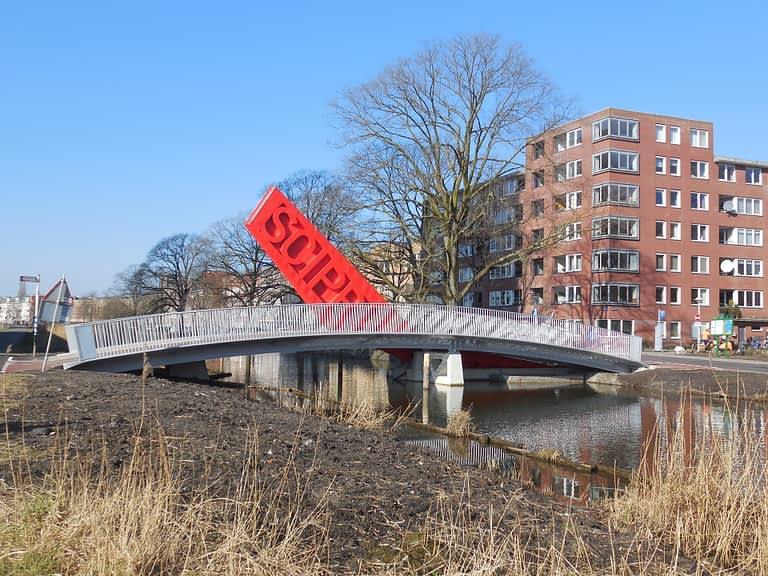 Van Hees aannemer waterbouw: brug