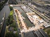 2019:<br/>Ontwikkeling Jachthaven Ravenswater